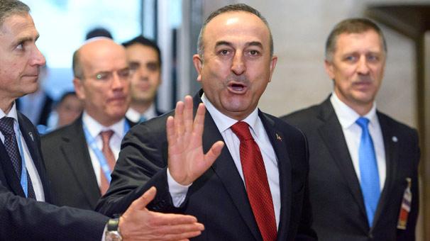 Çavuşoğlu Kıbrıs müzakereleri kritik bir kavşakta