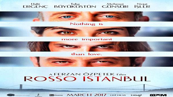İşte İstanbul Kırmızısı filminin görkemli posteri