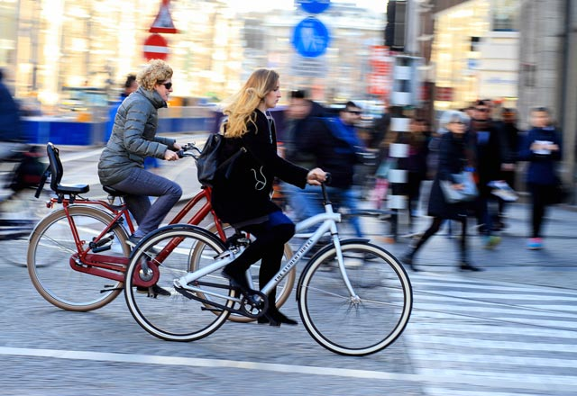 Bisiklet Kullanmanin Faydalari