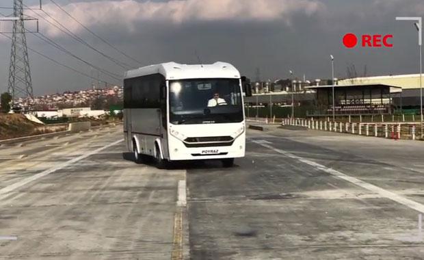 Otokar yeni otobüsü Poyraz'ı satışa sundu