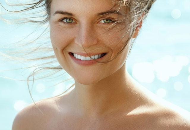 Makyajsız güzel görünmenin 8 basit kuralı