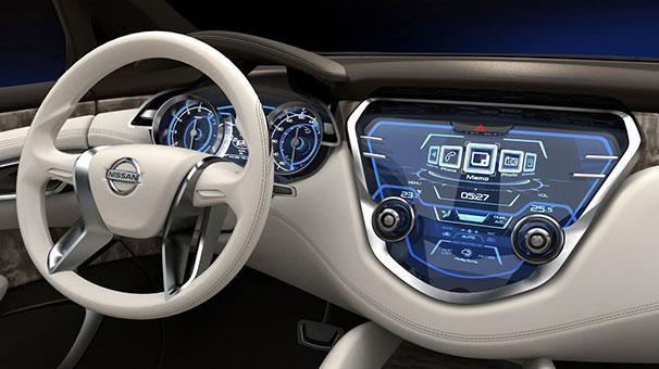 Nissan Londra yollarında sürücüsüz otomobil testlerine başlıyor
