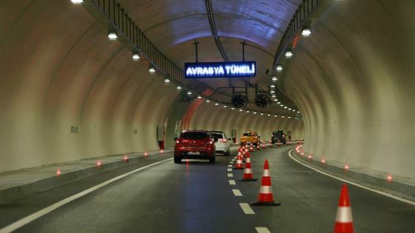 Avrasya Tüneli 24 saat açık oluyor