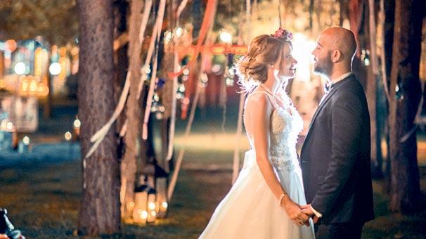 Düğün sezonuna hazırlık
