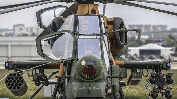 Yerli helikopter T129 ATAK'ın ilk yurt dışı alıcısı belli oldu