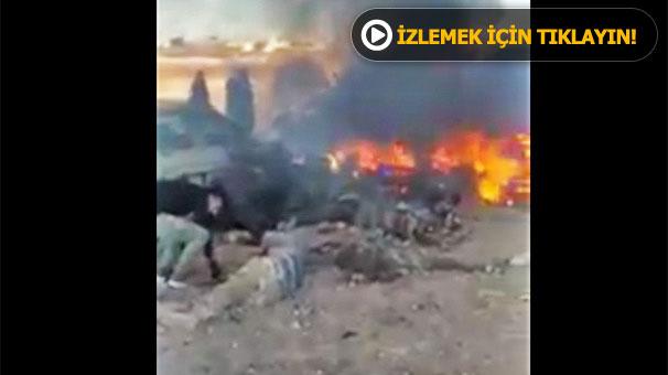 Son dakika: El Bab'da ikinci bombalı saldırı! Ölü ve yaralı sayısı...