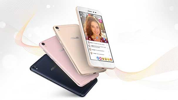 Asus'tan gerçek zamanlı güzelleştirme özelliğine sahip ilk telefon Zenfone Live