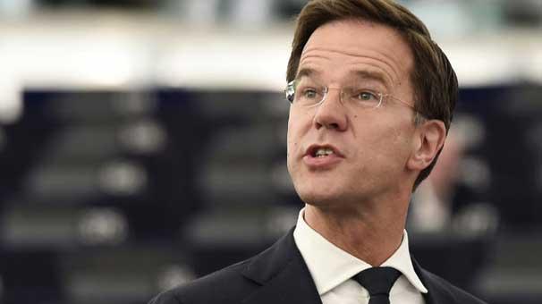 Hollanda Başbakanı Rutte'den iptal kararıyla ilgili açıklama