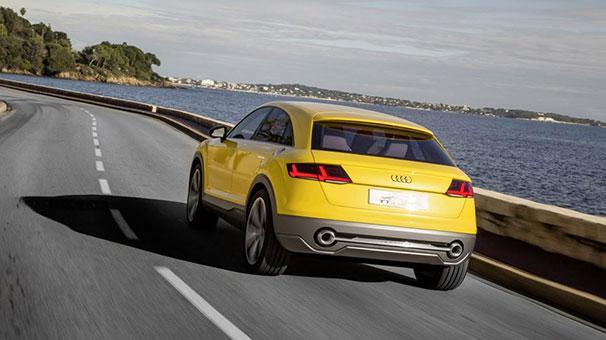 Audi'in yeni SUV modeli Q4 için takvim kesinleşti