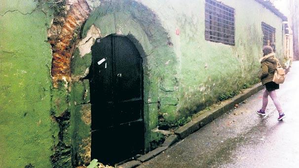 Bizans'tan kalma  sinagoglar yok  olmak üzere!