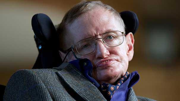 Dünyaca ünlü fizikçi Stephen Hawking, uzaya gidecek