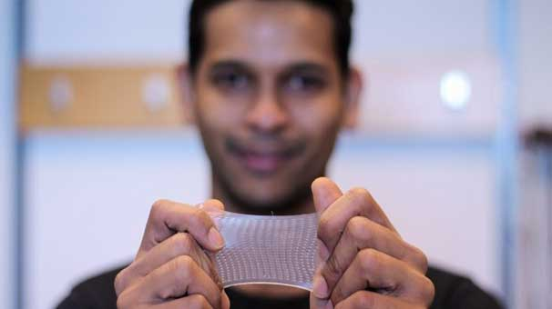 Katlanabilir akıllı telefonlar kısa süre sonra gerçek olabilir