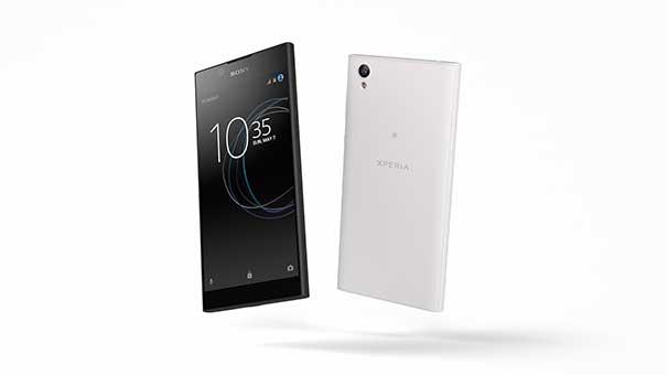 Sony'nin yeni akıllı telefonu Xperia L1 tanıtıldı