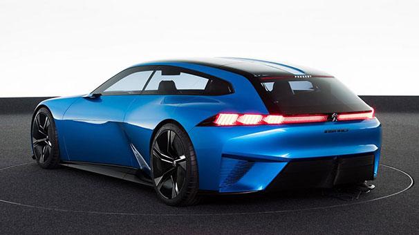 Yeni Peugeot 508, Instinct konseptinin tasarımıyla geliyor