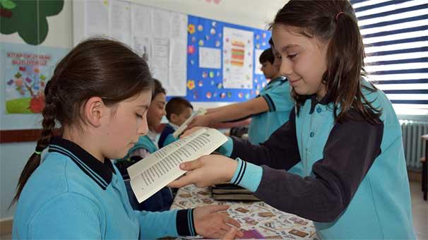 Kitap okumanın önemine kliple dikkati çektiler