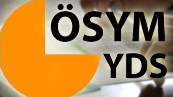 YDS temel soru kitapçıkları erişime açıldı