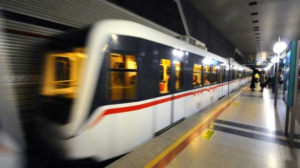 İlk sürücüsüz metro! Saatte 65 bin yolcu...