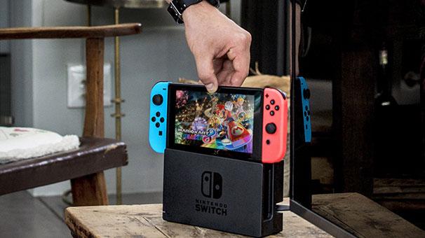 Switch, Nintendo'nun yüzünü güldürmeye devam ediyor