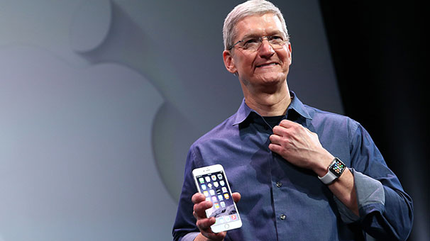 Apple CEO'su Tim Cook'tan anlamlı tweet
