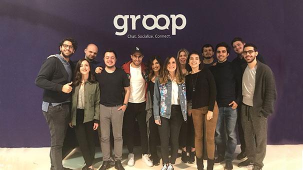 Sosyal medyanın Türk 'Groop'u şimdi de Android platformunda