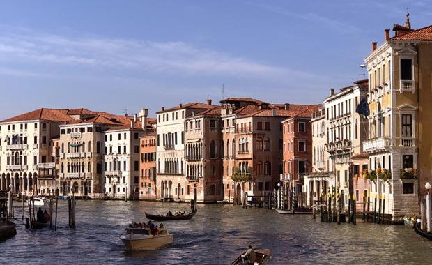 Venedik'in kanallarının hikayesi...