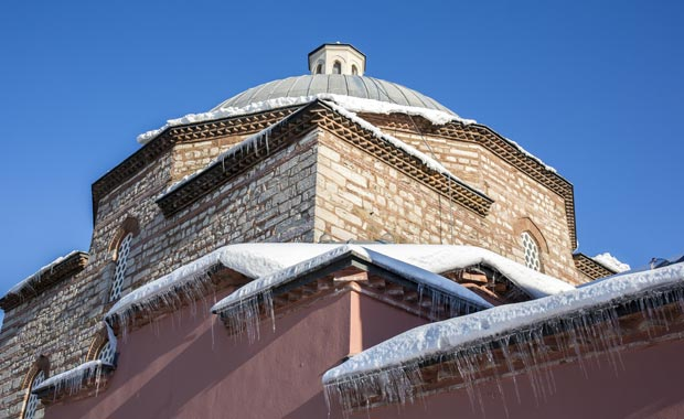 Hürrem Sultan'ın Mimar Sinan'a yaptırdığı külliye