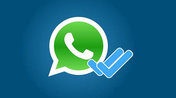 WhatsApp'ın mavi tiki davanın sonucunu belirledi
