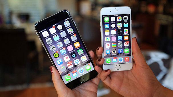 Yeni iPhone'lar katlanabilir bir yapıda mı olacak?