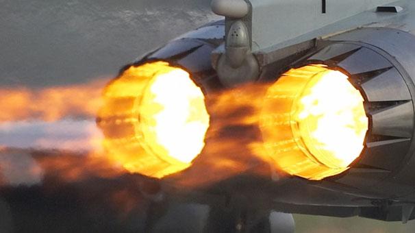 Türk mühendis jet motoru yaptı!