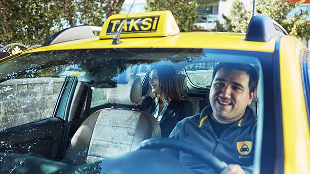 Ramazan boyunca taksimetre açılışı BiTaksi'den