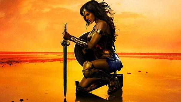 Wonder Woman harikalar yaratıyor..