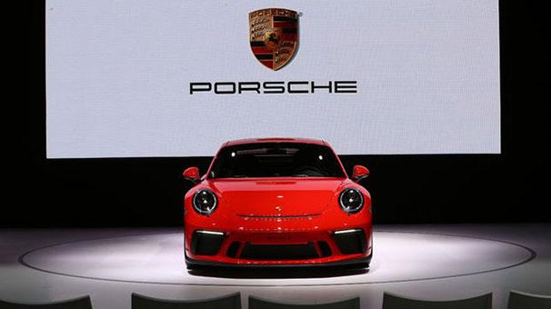 Volkswagen, Audi ve şimdi de Porsche!