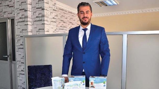 Genç girişimci, bit bonesi ihraç ediyor