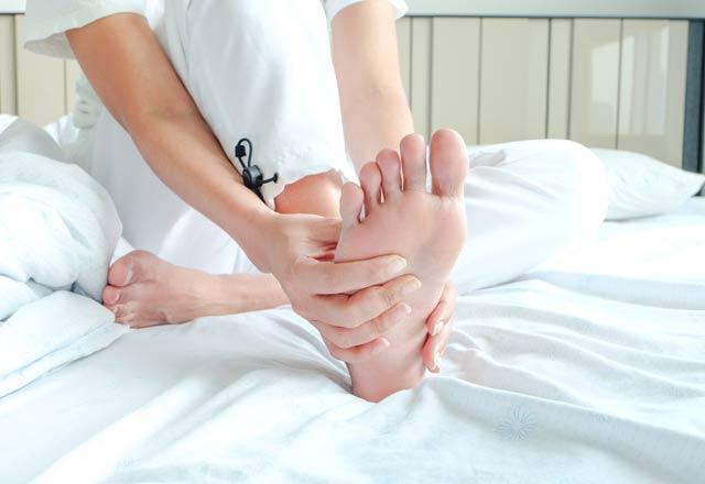 Evde ayak masajı nasıl yapılır?