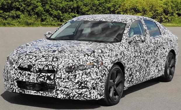 2018 model Honda Accord turbo motorla üretilecek