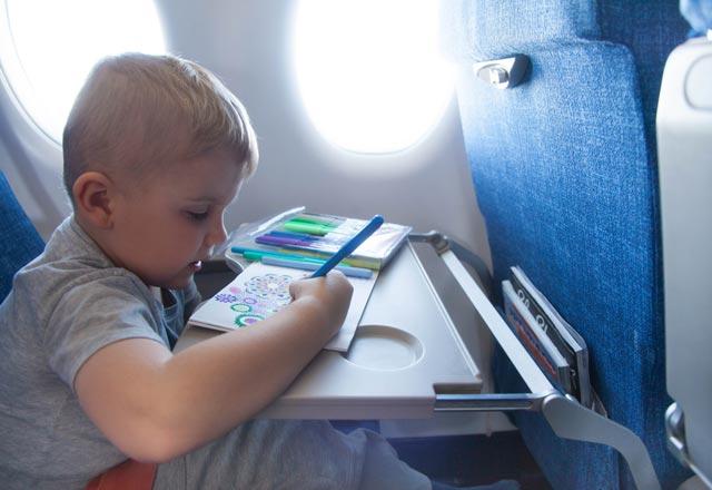 Çocukla seyahat ederken nelere dikkat edilmeli?