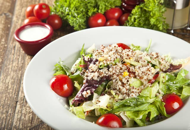 Salataya hangi sebzeler eklenir Salata için en popüler sebzeler