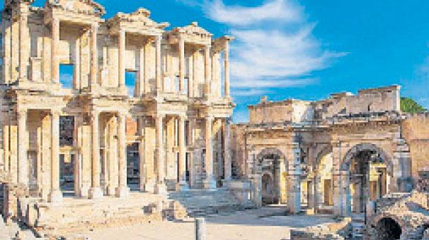 Efeste Turizm Içerikli Etkinlik Yapılabilir Ege Haberleri