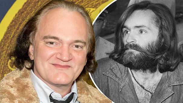 Tarantino yine bir cinayet filmiyle geliyor