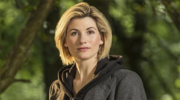 Doktor Who'da ilk kez bir kadın doktor oynayacak
