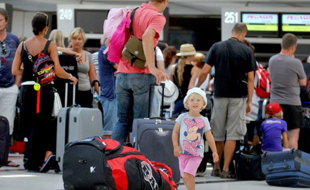 Turizm rakamları açıklandı. O ülkeden gelen turist sayısında dev artış!