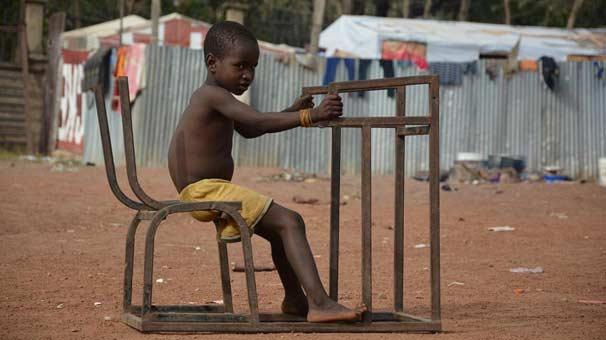 Dünyada okula gidemeyen çocukların yarısı Nijerya'da