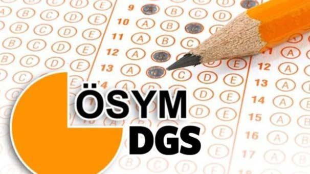 Merakla beklenen DGS sınav sonuçlarından önce soru ve cevapları erişime açıldı