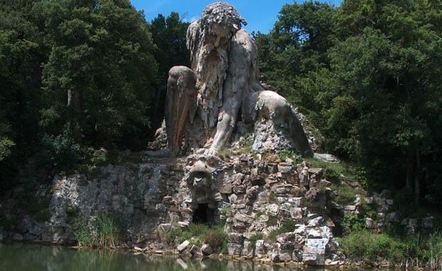 Floransa'daki dev heykelin büyük sırrı...