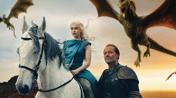 Game of Thrones'un yeni bölümünün senaryoları çalındı!