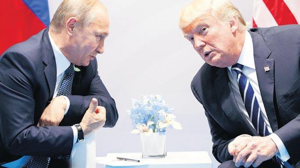 ABD Rusya Ilikileri Dipte