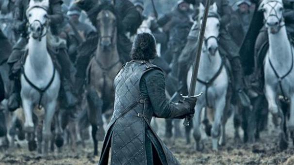 Game of Thrones 4.bölümdeki savaş sahnesi nasıl çekildi?