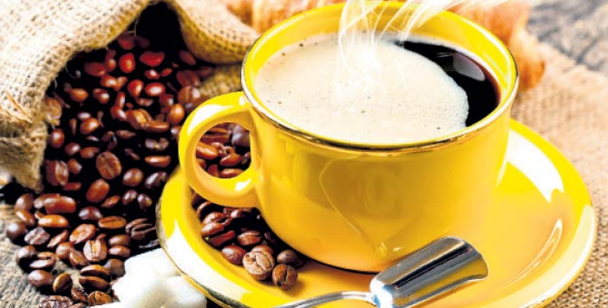 Aboneyim kahveye!