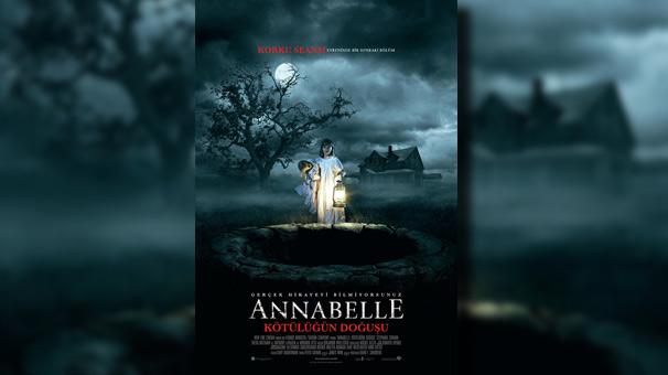 Annabelle: Kötülüğün Doğuşu 18 Ağustos'ta Sinemalarda!..