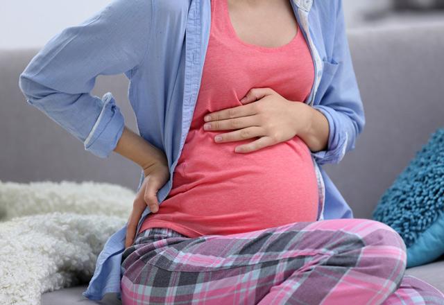 Hamilelik sırasında karın içinde karıncalanma ne demektir